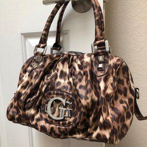 Guess Leopard Handbag